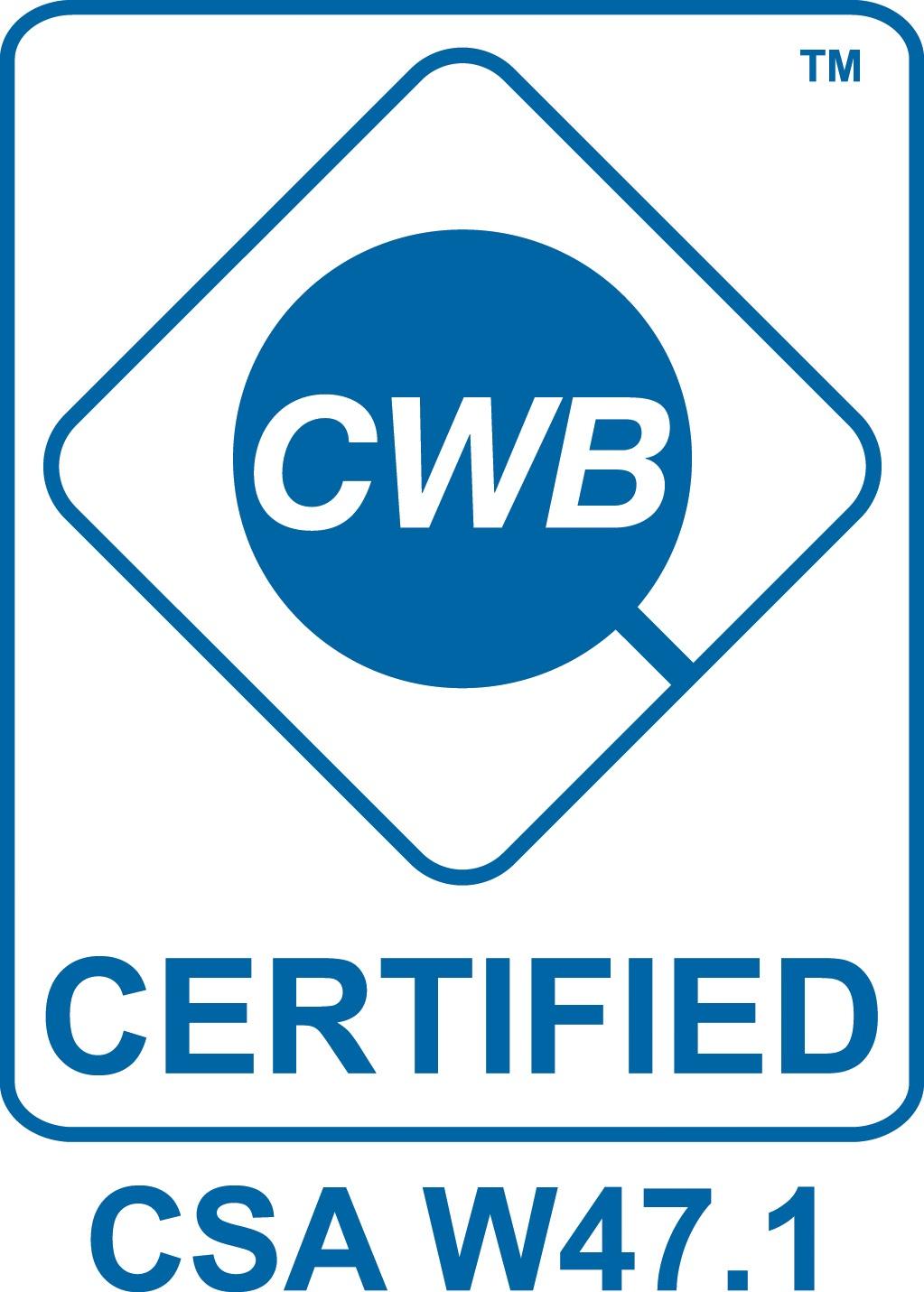 CWB Certification Mark EN W47_1